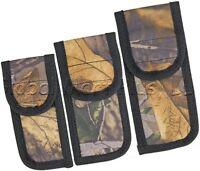 Pocket Knife Multi Tool Sheath Pouch Case Nylon Belt Loop Camo Camouflage