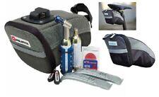Weldtite Bike Wedge Bag Puncture Repair and Jetvalve Co2 Inflator Kit