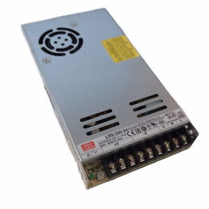 Meanwell Switching Power Supply 24V DC 350W 30mm Thickness Smps LRS 350-24