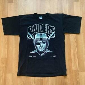 Vintage 1992 Oakland Raiders NFL Sportswear T-Shirt Funny Vintage Gift For Men
