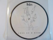 "The Beatles-1995 UK Apple ""Free As A Bird"" 7"" Picture Disc/NM/Very Hard To Find"