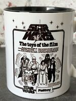 Star Wars Vintage Kenner Palitoy Action Figures Toys of the Film Coffee Mug