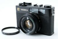 🌟 Exc+5 🌟 Yashica Electro35 CC 35mm Rangefinder Film Camera 35mm F/1.8 f Japan