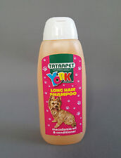 Dog Shampoo Pet Long Hair 200ml Macadamia Oil and Conditioner Yorkshire Terrier