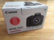 Canon EOS 750D Kit mit Objektiv 18-55 mm IS STM NEU! u. GARANTIE