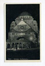 1932 Dt. Reich Privatganzsache Eposta 1932 PP 111 C2-02 Synagoge Essen SST