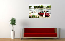 """NISSAN MICRA ELLE PRINT WALL POSTER PICTURE 33.1""""x20.7"""""""