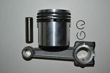 Clinton Engine Nos D700 Complete Piston Assembly & Rod. 204-5-500 245-61-500