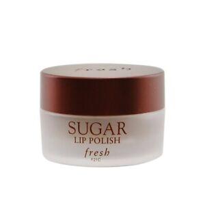 NEW Fresh Sugar Lip Polish - Gentle Exfoliates & Nourishes 10g Womens Skin Care