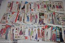 83 VINTAGE Sewing Pattern LOT - Women's - Dresses - Butterick Simplicity McCall