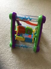 Little Tikes Hand Held Activity Frame Toy, Multiple Activities Mirror Beads Etc