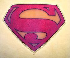 '78 ORIG Logo RARE PROMO DC Comic Superman Christopher Reeve VTG t-shirt iron-on