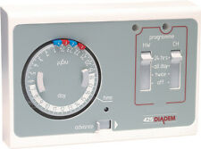 Horstmann 425 Diadem Time Switch / Programmer | 24 Hour Central Heating Timer