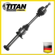 VW T5 AND MULTIVAN 2.5 TDI AUTOMATIC FRONT DRIVE SHAFT & CV JOINT RIGHT SIDE