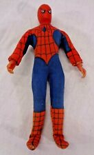 "Vintage 1974 Mego Spider-Man 8"" Action Figure - Hong Kong - Pat. Pending"