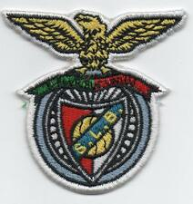 SLB BENFICA LISBOA LISBON PORTUGAL SOCCER PATCH 68mm