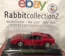 "Die Cast "" Ferrari Testarossa "" Scale 1/43"