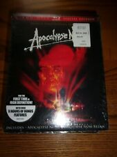 Apocalypse Now- 2 Disc Blu-Ray Special Edition W/ Bonus - New And Sealed!