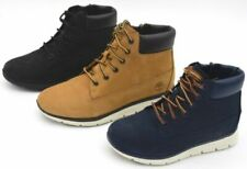 Chaussures bleus pour garçon, cuir