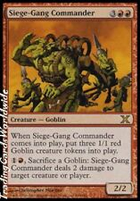 Siege-Gang Commander // NM // Tenth 10th Edition // Engl. // Magic the Gathering