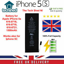 Genuine Battery Replacement for Apple iPhone 5s 5c 1560 mAh all of UK delivered