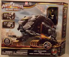 Power Rangers Megaforce Lion Mechazord Robo Knight Ranger Megazord Builder MISB