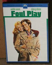 Foul Play DVD Region 1