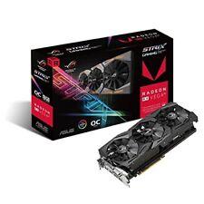 Asustek Radeon Rog-strix-rxvega56-o8g Gaming 8gbhbm2 1573mhz Hdmi2 Dp2 in
