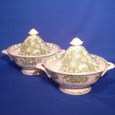 Unboxed Vintage Original Pottery Tureens