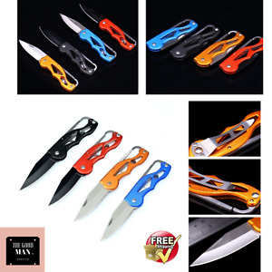 HQ Folding Knife Camping Outdoor Tool Tactical Portable Pocket Hunting Survival