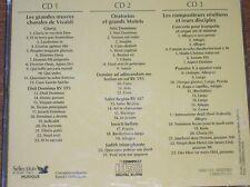 COFFRET 3 CD / SOUS LES ORS DE SAINT MARC / READER'S DIGEST/ TRES BON ETAT