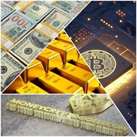 Moneycryptogold.com Premium Domain For Sale