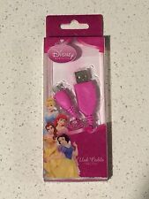 Disney Princess Mini USB Cable (USB 1.1/2.0)