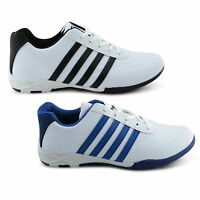 MENS RUNNING TRAINERS CASUAL LACE UP GYM WALKING SPORTS SHOES SIZE 7 8 9 10 11