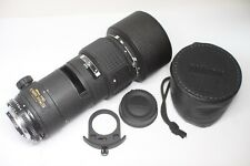 Nikon AF Nikkor ED 300mm F/4 Ai-S Lens Made In Japan