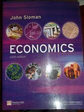 Economics by John Sloman (Paperback, 2005)