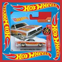 Hot Wheels 2017  ´68 PLYMOUTH BARRACUDA FORMULA S   87/365 NEU&OVP