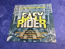 EASY RIDER (VINYL LP) OST [MCA *HENDRIX STEPPENWOLF BYRDS..**GERMAN PRESSING] EX