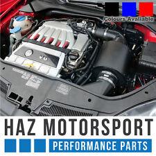 VW Golf Mk5 R32 3.2 V6 Forge Motorsport Induction Intake Air Filter Kit BLACK