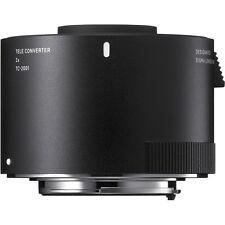 Sigma TC-2001 2x Teleconverter for Nikon F & SANDISK 32GB USB FLASH DRIVE