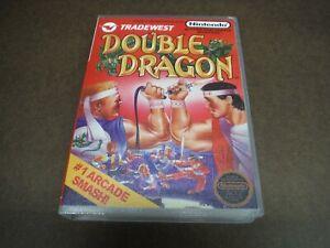 Double Dragon    NES New Plastic Hard case / Box  Nintendo