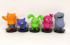 Cup topper movie figures Ugly DOLLS  Full Set!