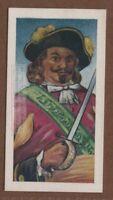 Welsh Pirate Sir Henry Morgan Privateer Jamaica Vintage Ad Trade Card