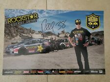 Brian Deegan Autographed  Poster signed in person 100% Authentic!!