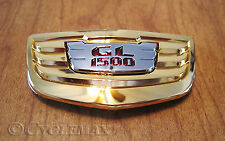 GOLDWING GL1500 FRONT FENDER EMBLEM (87124-MT8-770)