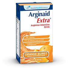ARGINAID EXTRA - ORANGE BURST 237ML, BOX/27 (12140859)