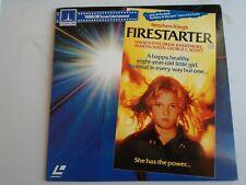 Firestarter Laserdisc Pal Drew Barrymore