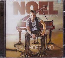 Noel Schajris Uno No es Uno CD+DVD New Nuevo Sealed