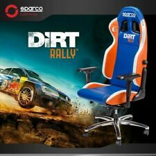 SPARCO CODEMASTER DIRT RALLY  POLTRONA UFFICIO/GAMING - OFFICE CHAIR