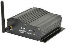 QTX Transceptor DMX Transmisor Receptor Inalámbrico 2.4GHz de control de iluminación